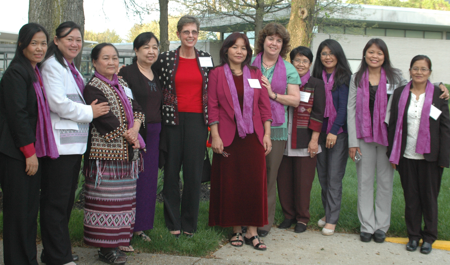 Burma Diaspora Womens Leadership